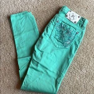 Limited Edition Miss Me jeans
